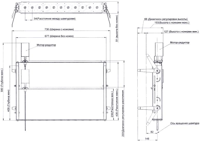 шампура своими руками чертежи