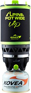 Газовая горелка Kovea Alpine Pot Wide UP
