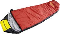 Детский спальный мешок Talberg Grunten Kids −16°C красный