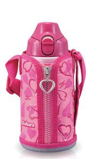 Термос классический Tiger MMN-W080 Pink 0,8л