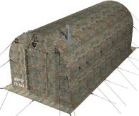 Универсальный тамбур-баня Берег ТБ 5×2