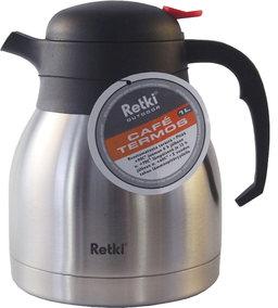 Финский термос-кувшин Retki 1 L Cafe