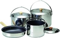 Набор посуды для кемпинга Kovea Deluxe Cookware XL