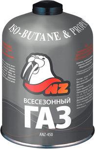 Резьбовой газовый баллон NZ ANZ-450