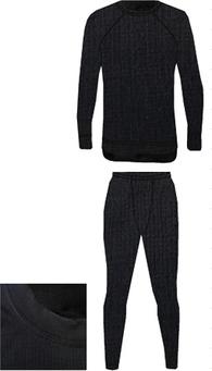 Детское термобелье NordKapp Junior Black