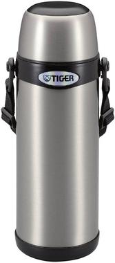 Термос классический Tiger MBI-A080 Clear Stainless 0,8л