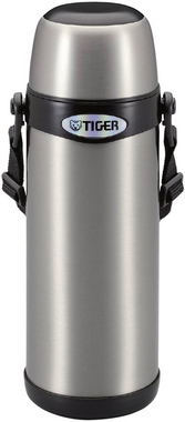 Термос классический Tiger MBI-A080 Clear Stainless 0,8 л