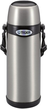 Термос классический Tiger MBI-A100 Clear Stainless 1,0 л
