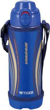 Термос спортивный Tiger MBO-E050 Blue 0,5л