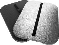 Сидушка туристическая  Isolon Метализированная с карабином 18 мм