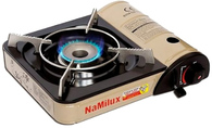 Портативная газовая плита NaMilux NA-161PF/2W