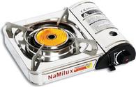 Портативная газовая плита NaMilux NA-164SS/2W