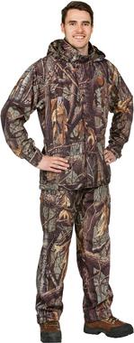 Камуфляжный костюм для охоты JahtiJakt Forest Camo