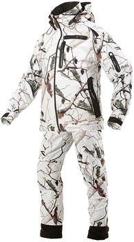 Финский охотничий костюм  Alaska Blind Max Snow Camo HD