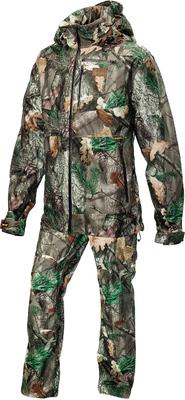 Финский охотничий костюм Alaska Light Camo HD