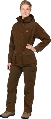 Женский костюм для охоты JahtiJakt Forest Woman Brown