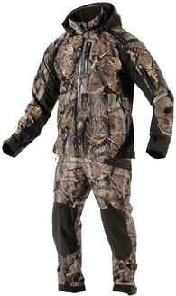 Финский охотничий костюм  Alaska Extreme Lite Blind Max HD Brown
