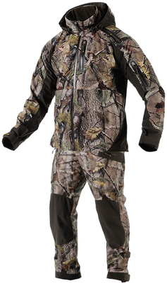 Финский охотничий костюм  Alaska Blind Max Camo HD