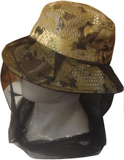 Панама с антимоскитной сеткой NordKapp Jahti Waterfowl