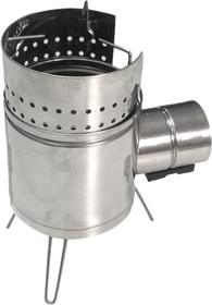 Турбо-печка щепочница туристическая PS1500Т