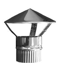 Зонт-дымник ⌀65мм печную трубу