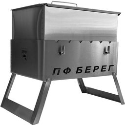 Коптильня-мангал Берег