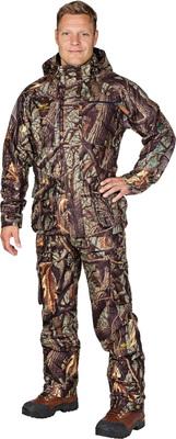 Камуфлированный костюм для охоты JahtiJakt Rosto Premium Camo