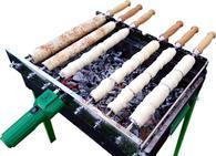 Валик для гриль булочки Ленивый шашлычник