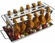 Подставка для куриных крылышек Mustang Chicken Wings Rack