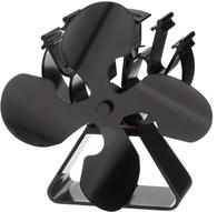 Вентилятор энергосберегающий для печей и каминов Mustang Stove Fan 4-Blade