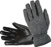 Перчатки мужские Forhands Leather Glove Gray