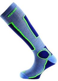 Термоноски Mund Skiing Wool 314 Blue