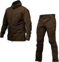Костюм для охоты Alaska Ranger Cordura Brown Green