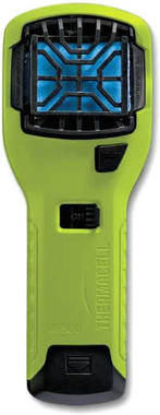 Прибор противомоскитный Thermacell MR-300 High Visible Green Repeller