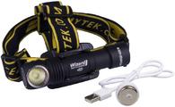 Налобный фонарь Armytek Wizard Magnet USB v3 XP-L теплыйсвет