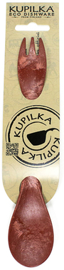 Финская ложка-вилка Kupilka 205 Cranberry
