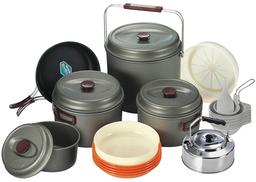 Набор туристической посуды Kovea Hard 10