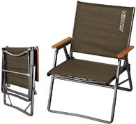 Складное кресло Kovea Titan Flat Chair II L Khaki