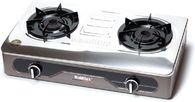 Двухконфорочная газовая плита NaMilux DL2063APS