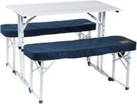 Складной стол с двумя скамейками Camping World Optimus