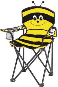 Детский туристический складной стул Пчелка