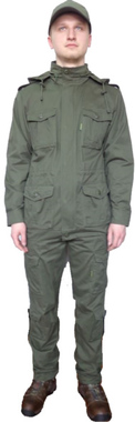 Легкий костюм для охоты и рыбалки NordKapp Forsvar RX