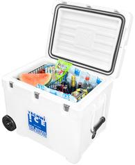 Изотермический контейнер Techniice Signature 85л на колесах