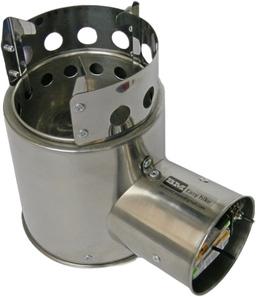 Походная турбопечка-щепочница Airwood Light BM