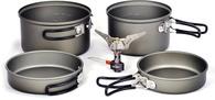 Набор туристической посуды Kovea Solo 3