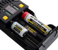 Универсальное зарядное устройство Armytek Uni C2 с автомобильным адаптером
