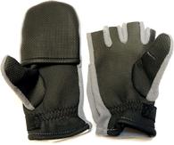 Неопреновые перчатки-рукавицы для рыбалки Era Outdoor 3040