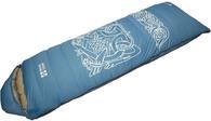 Спальный мешок синий Nova Tour Альбаган