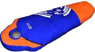 Спальный мешок синий Nova Tour Оймякон