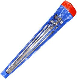 Набор угловых шампуров вчехле, 6 шт., 560 мм